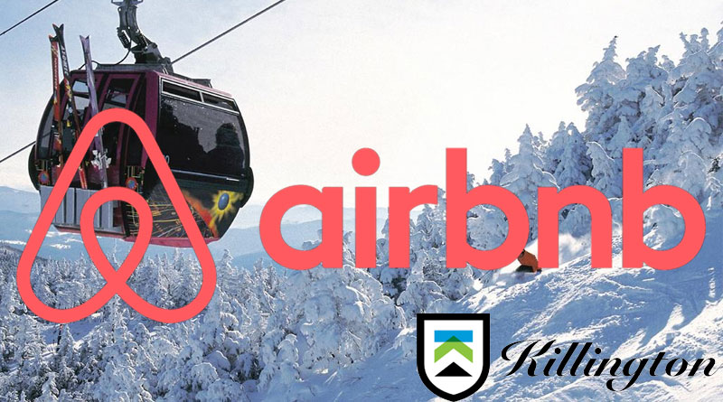 airbnb at killington