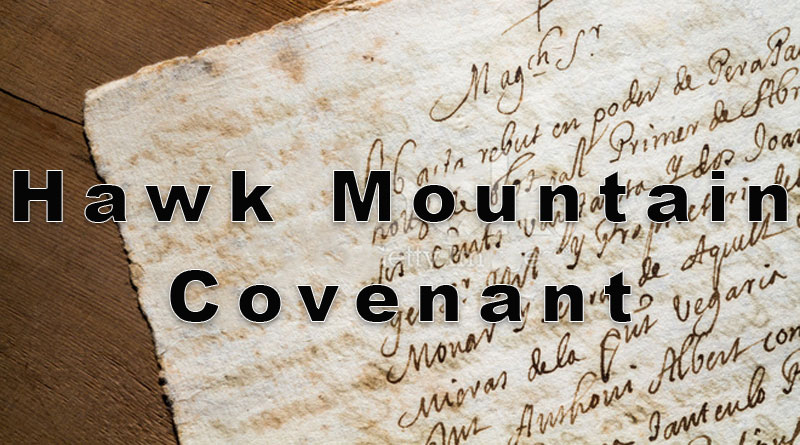 hawk mountain covenant