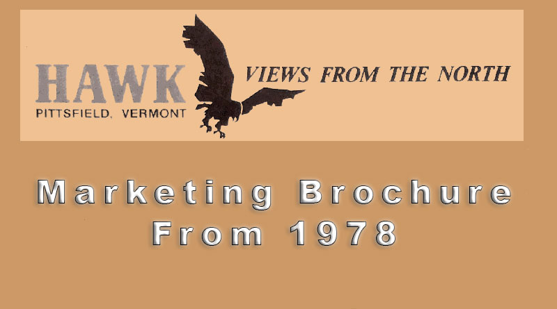 hawk Mountain brochure header